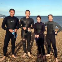 Sea Swimming Hythe
