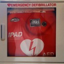 HSSC Hythe Gets New Defibrillator