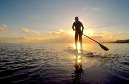 SUPing