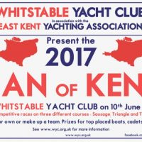 Man of Kent Races, Whitstable Yacht Club