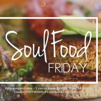 Soul Food Friday – Launching Friday 16th June